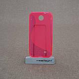 Чехол TPU Duotone HTC Desire 300 pink, фото 2