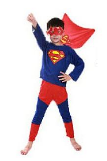 Костюм Супермен размер S