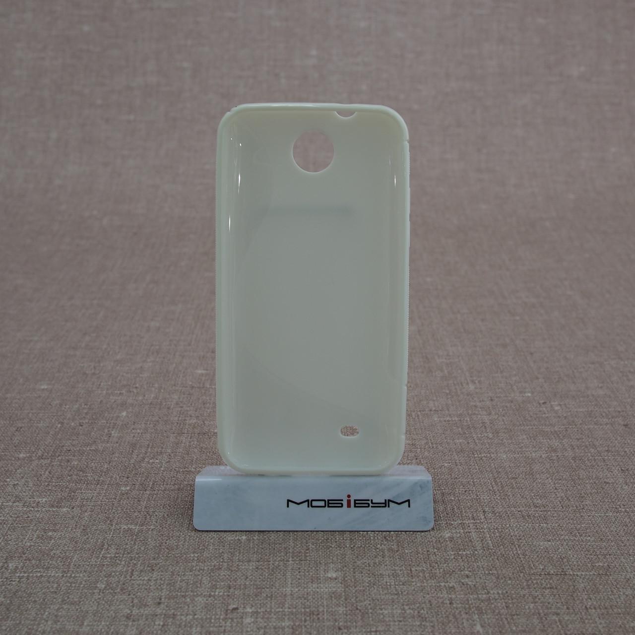 TPU Duotone HTC Desire 300 white