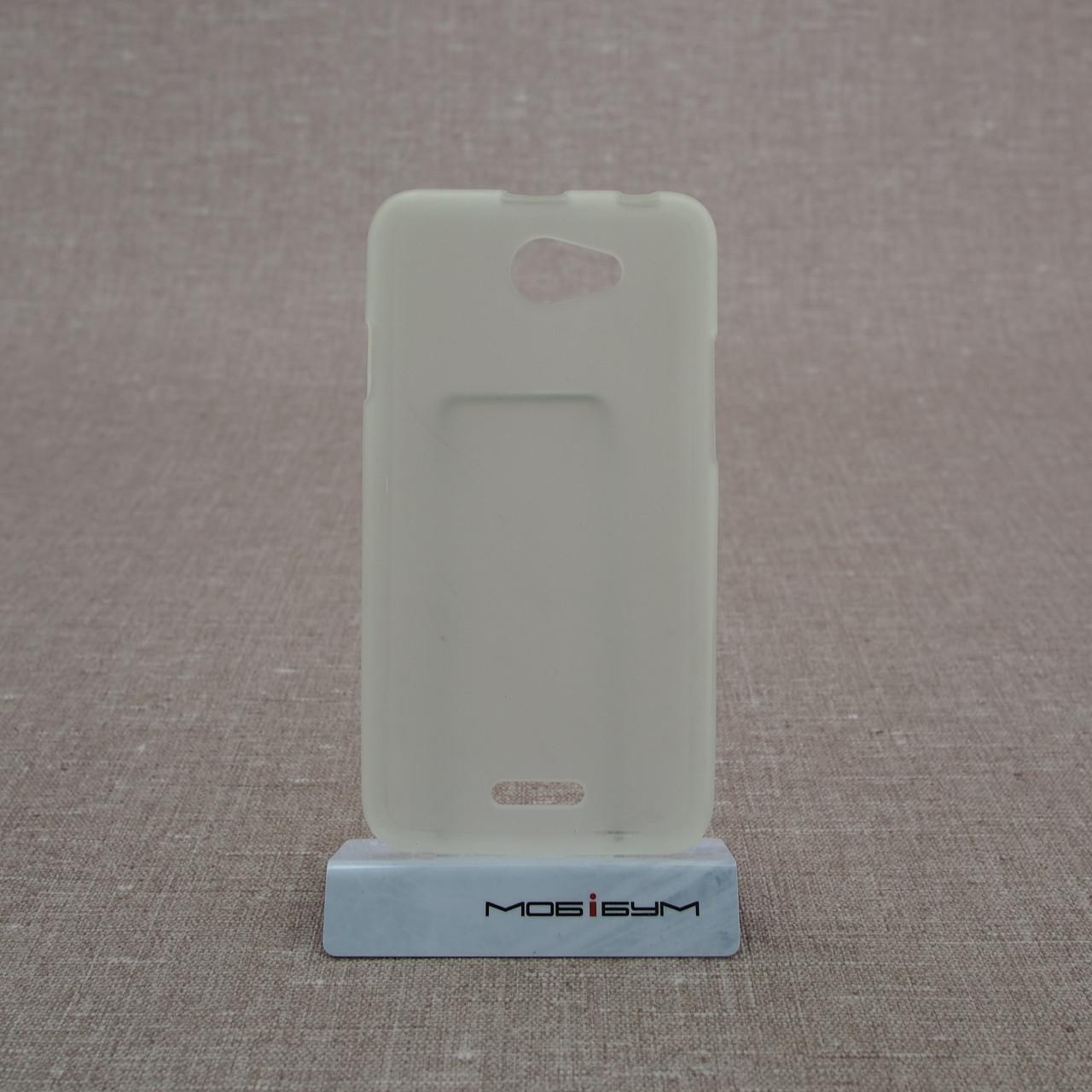 Чехол TPU HTC Desire 516 soft-clear