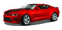 Автомодель Maisto (1:18) 2016 Chevrolet Camaro красный (31689 red)