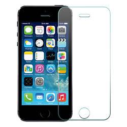 2.5D Защитное стекло для iPhone 5/5s/SE(реплика)