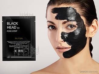 Черная маска для лица Black Mask Head Pilaten ORIGINAL