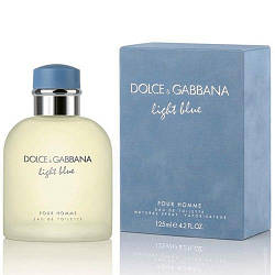 Мужской аромат Dolce&Gabbana Light Blue Pour Homme