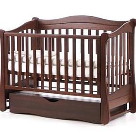 Детские кроватки, манежи
