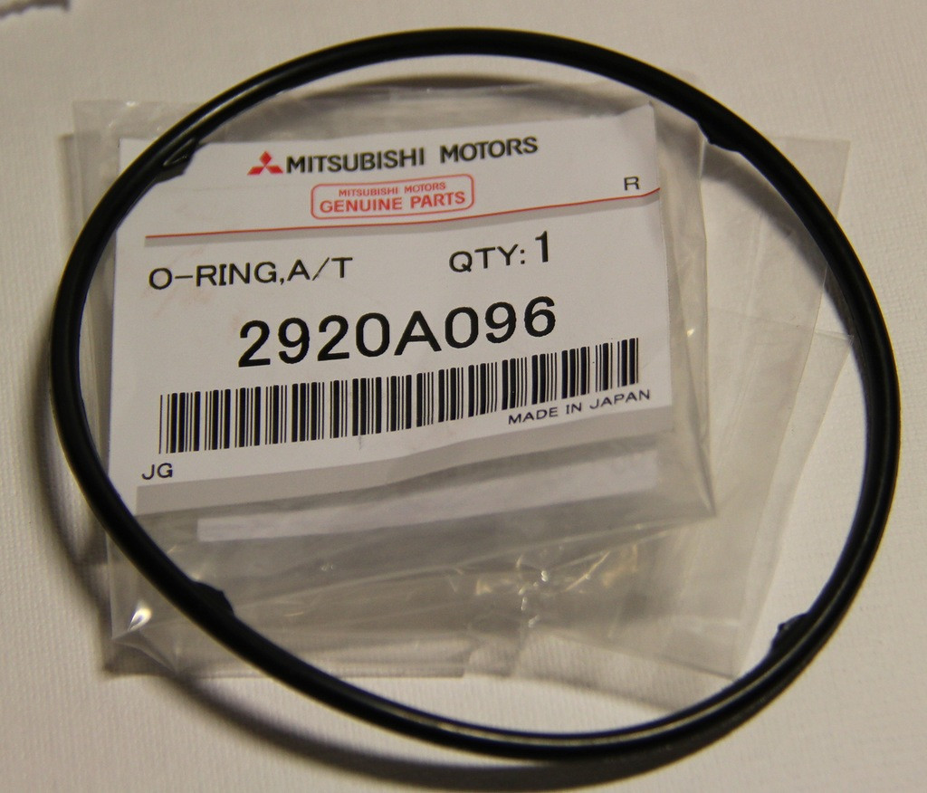 Кольцо уплотнительное фильтра CVT MMC - 2920A096 Lancer X, Outlander XL, ASX