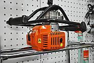 Мотобур земляной бензиновый МБ-1530 А Энергомаш, фото 5