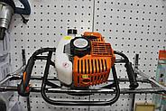 Мотобур земляной бензиновый МБ-1530 А Энергомаш, фото 8