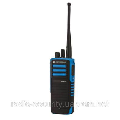 Портативная цифровая радиостанция MOTOTRBO™ DP4401EX ATEX взрывозащищенная