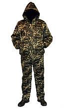 Костюм зимовий куртка під резинку + штани Піксель р. 48-58