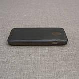 Чехол TPU HTC Desire 210 black, фото 4