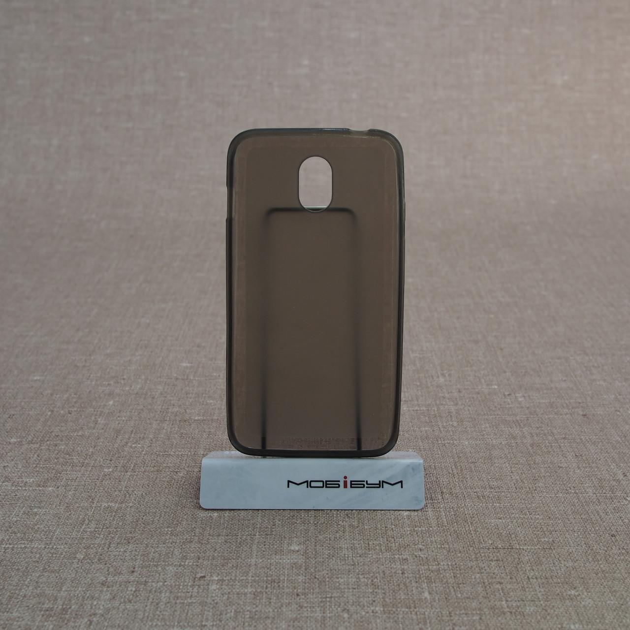 Чехол TPU HTC Desire 210 black Для телефона