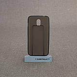 Чехол TPU HTC Desire 210 black, фото 2