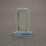 Чехол TPU Duotone HTC Desire C soft-clear, фото 2