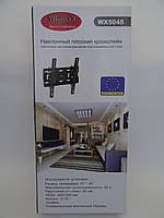 Кріплення для телевізора Wimpex WX-5045 Black Євростандарт