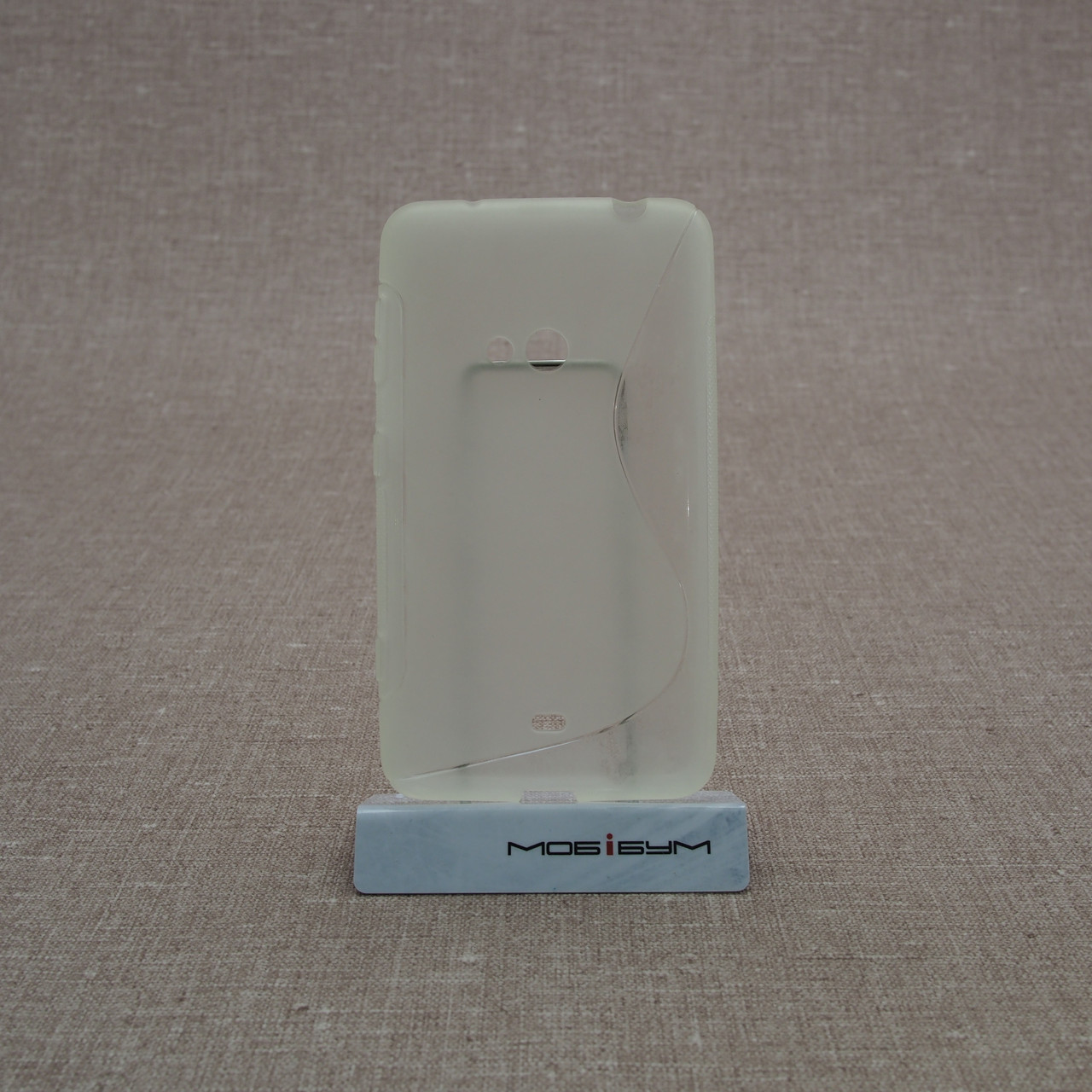 Чехол TPU Duotone Nokia 625 soft-clear