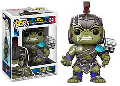 Фигурка Фанко Поп Funko Pop Тор Рагнарёк Халк Thor Ragnarok Hulk Gladiator 10 см TR H 241