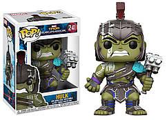 Фигурка Халк гладиатор Тор: Рагнарёк Thor Ragnarok Hulk Helmeted Gladiator Funko Pop  hulk 241