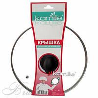 Крышка стеклянная Kamille КМ-0640 L