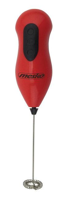 Миксер для молока пеновзбиватель Mesko MS 4462 Red