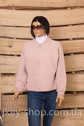 Куртка женская ANOTHER NEW FASHION 9008-3 PUDRA