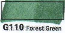 Маркер SKETCHMARKER долото-тонкое перо G110 Forest Green Зеленый лес