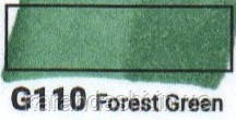 Маркер SKETCHMARKER долото-тонкое перо G110 Forest Green Зеленый лес, фото 2