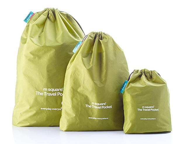 Водонепроницаемые мешочки для белья