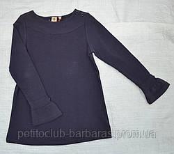 Туника хлопковая фиолетовая (Quadrifoglio, Польша)