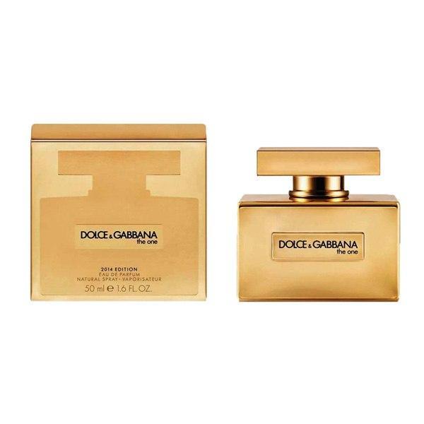 Женский аромат Dolce&Gabbana The One Gold 2014 Limited Edition