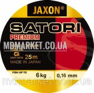 Волосінь Jaxon Satori Premium 25м 0.14