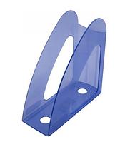 """Лоток пластиковий  для паперу АРНИКА """"Радуга"""", фіолетовий, 300х80х230 мм (80618)"""
