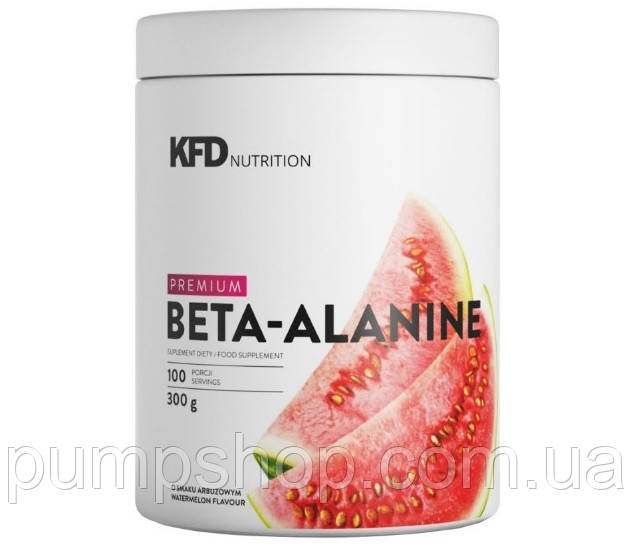 Аминокислоты KFD Nutrition Premium Beta-Alanine 300 g