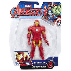 0b41bf7c908b -44% Фигурка Железный Человек 15см (Мстители) - Iron Man, Avengers, Basic,  Hasbro