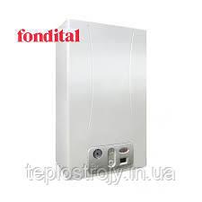Котел газовый конденсационный FONDITAL ANTEA KC 28 кВт, двухконтурный + комплект дымохода