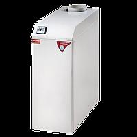 Дымоходный газовый котел Колви КТ 10 ТВ Стандарт, двухконтурный