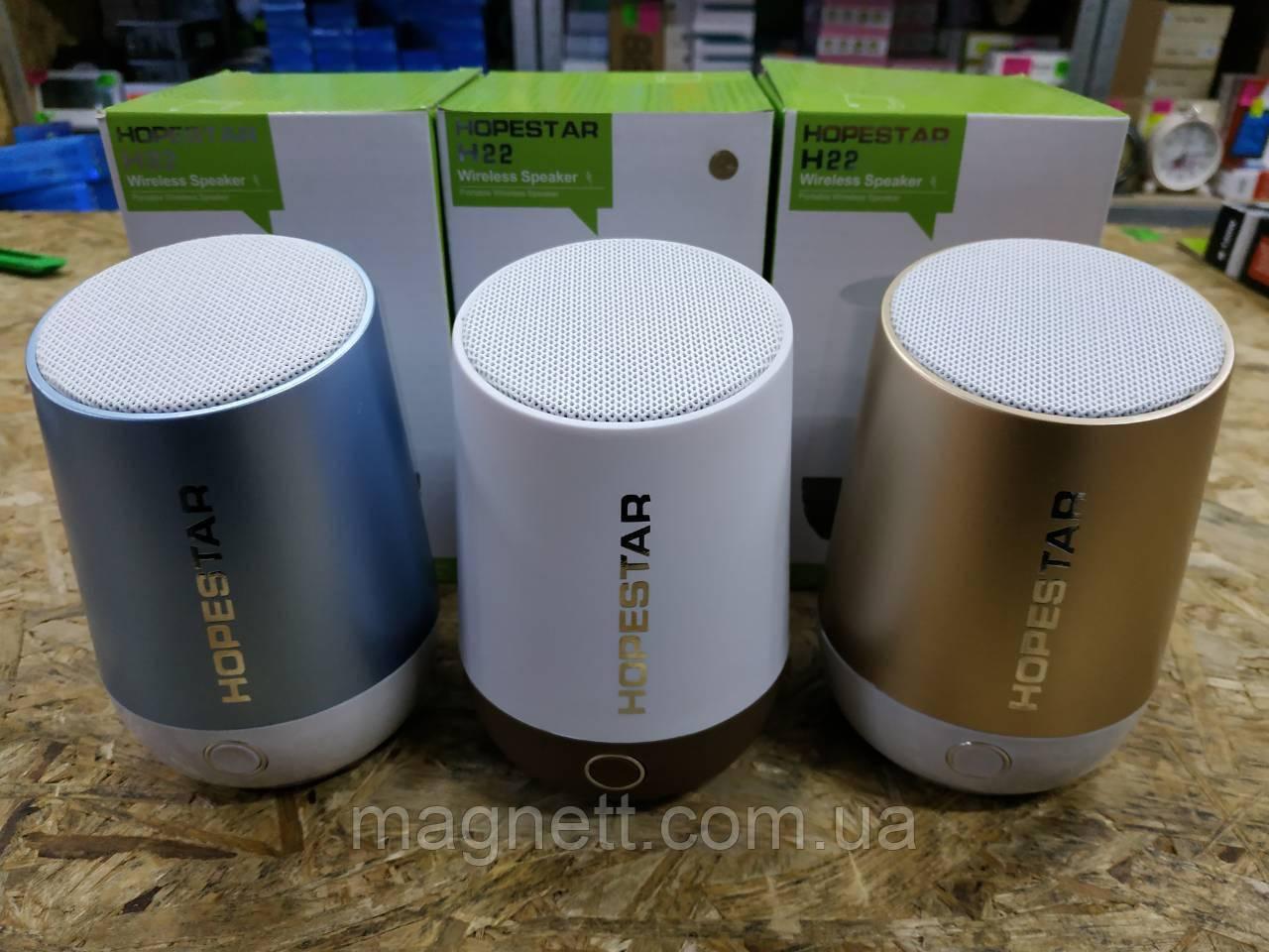 Колонка Bluetooth HOPESTAR H22