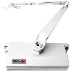 Доводчик двери CISA 1.60450.04.0.45  до 80 кг
