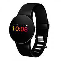 Умные часы Skmei Monitor PRO Black с пульсометром