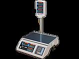 Весы торговые Digi DS 700 P (15 кг), фото 2