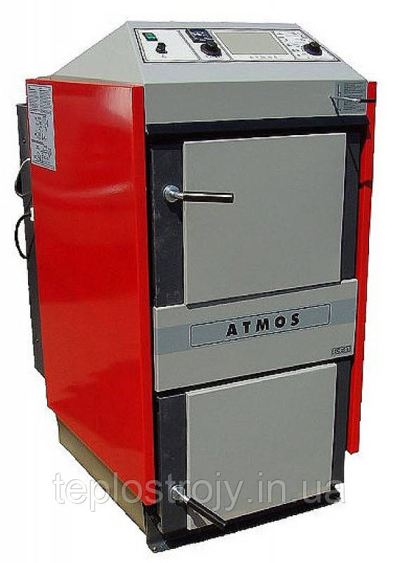 Котёл Atmos DC 15 E пиролизный