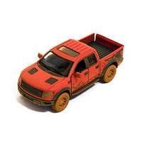 "Машинка KINSMART ""Ford F-150"" (красная) KT5365WY"