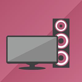 Телевізори та аудіо