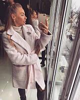 Женское красивое пальто букле-Зефирка, фото 1