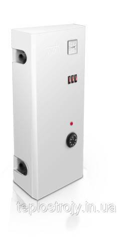 Напольный электрический котел ТИТАН  9 кВт  без насоса, 380В