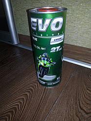 Масло для мототехники EVO MOTO 2T BIO (GREEN) 1л