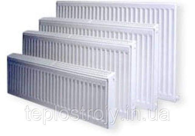 Стальной радиатор Korado Тип 22 H=300 мм L=2000 (2502 Вт)