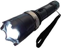 Шокер фонарь электрошокер POLICE с зумом ZZ Q-T10 TYPE
