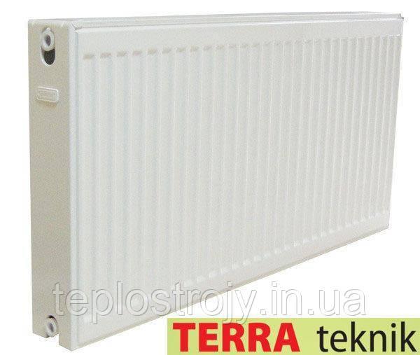 Cтальной  радиатор TERRA Teknik тип 22K 300*1200