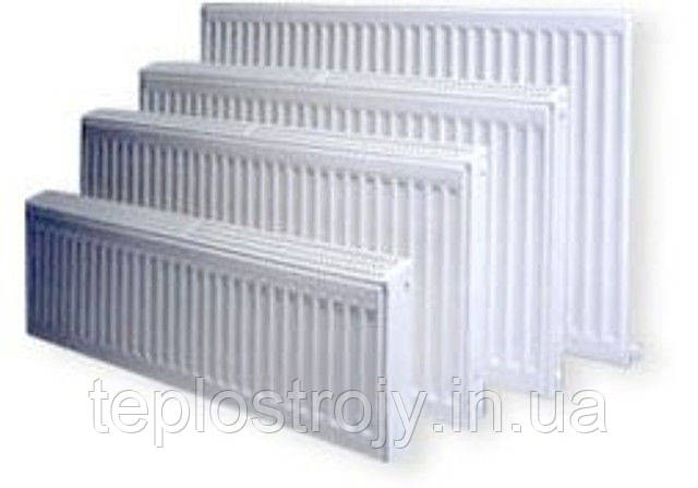 Стальной радиатор KORADO RADIK KLASIK тип 22K 500*800